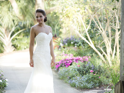 Sweetheart Wedding Dresses 2016: it's all in the detail!