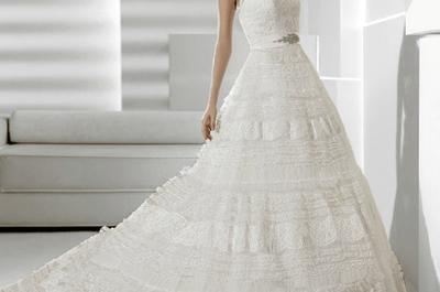 Brautkleider von La Sposa 2012 - Heiraten Sie wie eine Prinzessin