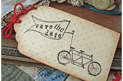 Creatividad impresa: Los Save the Date más originales