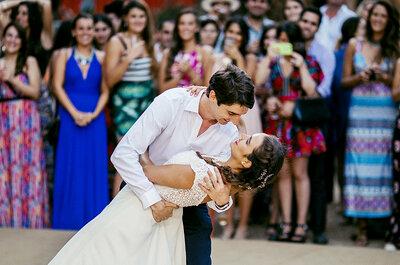 Tendencias 2017 en música para bailar en tu matrimonio: ¡la mejor fiesta!