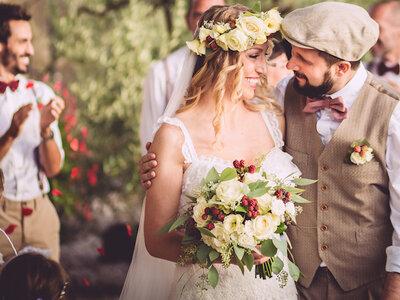 Abiti da sposo in colori chiari: la nuova tendenza del 2017