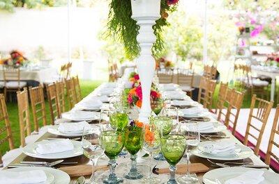 ¡Planea tu boda! Descubre todo lo que hace un wedding planner