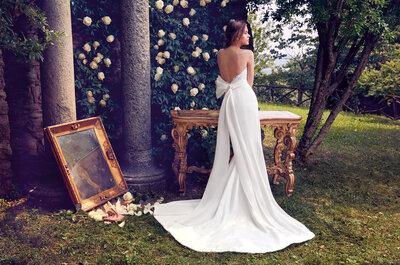 Come scegliere l'abito da sposa in base al tessuto: una guida per non sbagliare