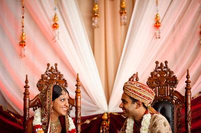 Zankyou Real Wedding: Priya & Kartik
