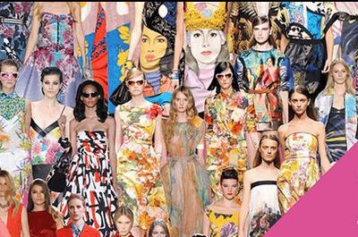 Speciale sfilate 2015: tappezzeria da indossare dalle passerelle milanesi