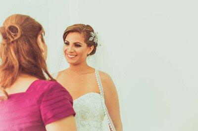 13 frases que no deben importarte en el día de la boda. ¡Tips para reaccionar y salir airosa!