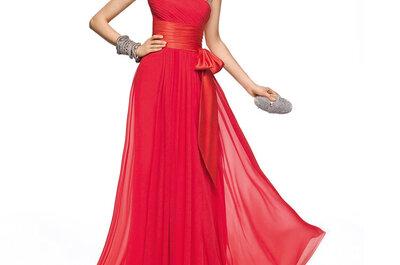 Espetaculares vestidos de festa Pronovias 2014