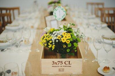Com lugar marcado: tudo o que precisam de saber para sentar os vossos convidados à mesa!