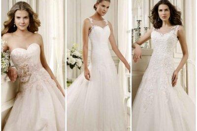 Nicole Spose Preview 2014, l'abito perfetto per la sposa di classe