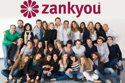 Um dia no Zankyou é assim: amamos fazer parte do seu casamento!