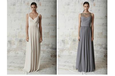 Estilo sin igual: Vestidos de Monique Lhuillier primavera 2015 para tus damas de boda
