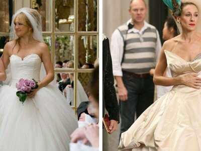 The 15 Most Beautiful Wedding Dresses from Movies We All Know and Love