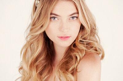 Akcesoria do włosów dla nowoczesnej panny młodej