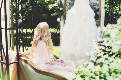 9 советов как выбрать идеальное свадебное платье