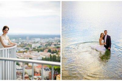 Die besten Hochzeitsfotografen in Augsburg!