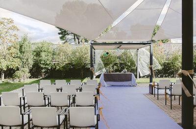 Rafaelhoteles Fórum Alcalá: cultura, tradición y modernidad para una boda mágica