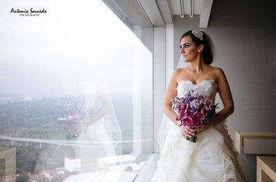 Ramos de novia: Los 4 estilos más populares en las bodas mexicanas