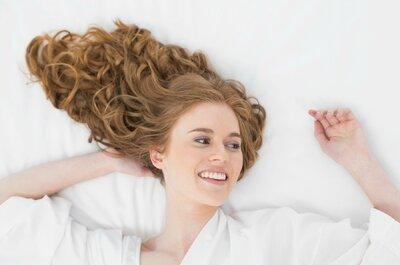 Свадебная прическа на кудрявые волосы: выбирай свою!