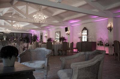 Mas Vidrier: celebra una boda elegante y romántica en un lugar exclusivo