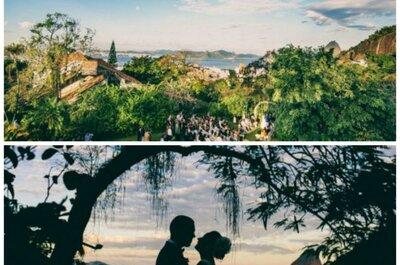65 lugares en 20 países: descubre los sitios más espectaculares del mundo para casarse