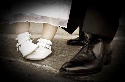 IN PROGRESS 10 raccomandazioni da fare a paggetti e damigelle al vostro matrimonio