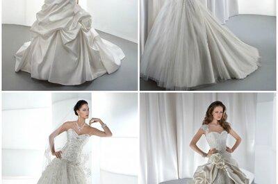 Demetrios 2013: vestidos de novia para las princesas del tercer milenio
