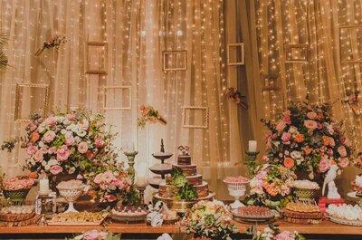 Ponle marcos a la decoración de tu boda: ¡Un toque vintage lleno de romanticismo!
