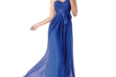 Vestidos de fiesta 2014 de Pronovias
