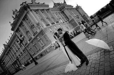 Ángel y Nuria, la tranquilidad de una pareja que sabe lo que quiere