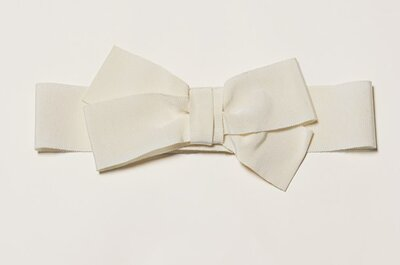 Max Mara Bridal, collezione 2014: gli accessori per la sposa