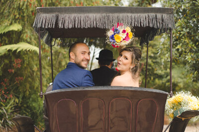 20 ideas fantásticas para personalizar tu matrimonio
