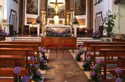 Cómo escoger las flores según el estilo de la boda