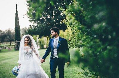 8 consigli per risparmiare tempo nell'organizzazione del vostro matrimonio