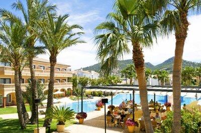 Los 10 mejores hoteles para celebrar tu boda en Mallorca