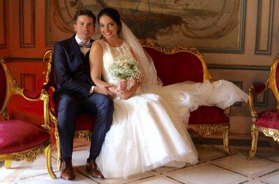 Catarina & Rafael: Uma ementa com uma história de amor!