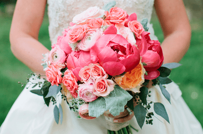 The Zankyou selection of 2013's prettiest wedding bouquets