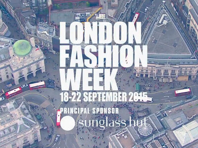 Best Fashion Event of the Year! Highlights of London Fashion Week 2016 Spring-Summer