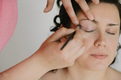 Descubre las tendencias de maquillaje de novias 2013