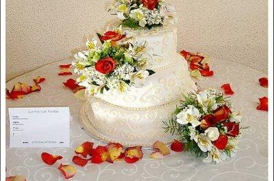 Tips para elegir la torta de novios, parte 1