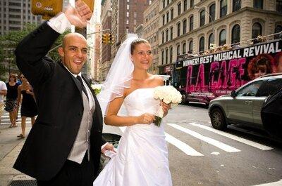 Hochzeit in New York – Heiraten in der aufregendsten Stadt der Welt