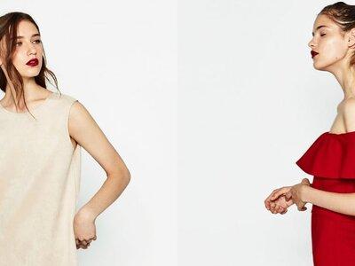 Vestidos de fiesta Zara 2017. ¡Alternativas para usar esta temporada!