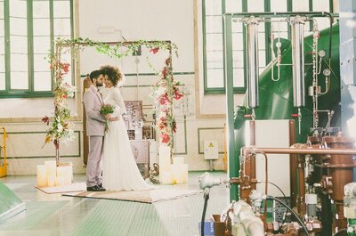 Velas para la boda: un accesorio que iluminará vuestro amor