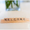 Dales la bienvenida a tus invitados con estos lindos mensajes - Foto Krista Photography