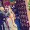 Arroz y burbujas para una boda muy divertida. Foto: Juan Antonio Olmos