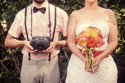 Sélection de bouquets de mariée 2013