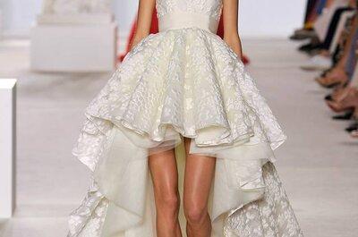 Vestidos de novia de Giambattista Valli para otoño 2013