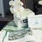 Decoración en color blanco para boda - Foto Denise Nicole