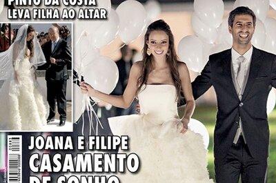Casamento de Joana Pinto da Costa fotografado por Branco Prata