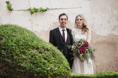 Desde siempre y para siempre: la boda de Fernando y Lauren