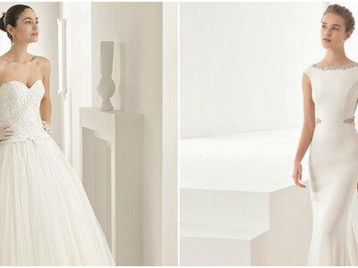 Vestidos de novia Rosa Clará 2017: ¡Una colección para novias sofisticadas y modernas!